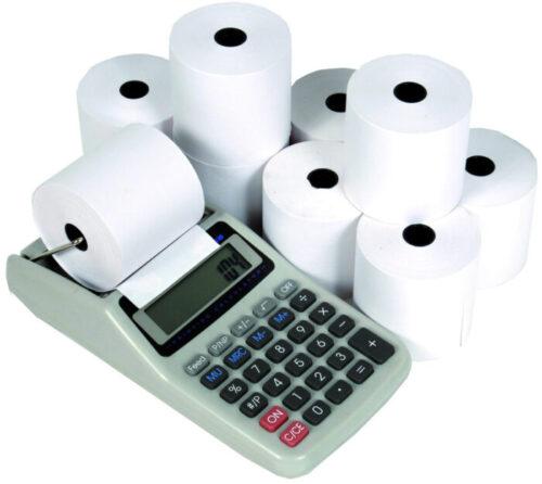 Rotoli Calcolatrici e Telex