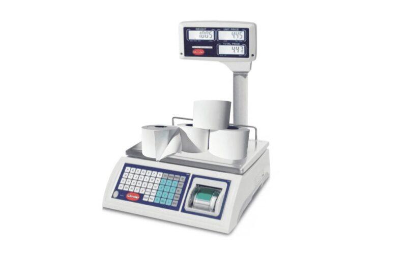 Rotoli in Carta Termica e Adesiva per Bilance