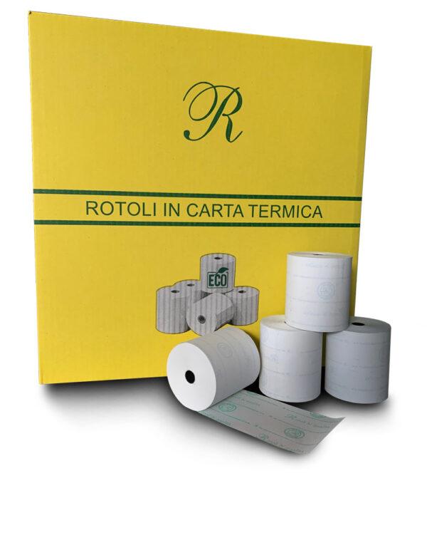 Rotoli in Carta Termica